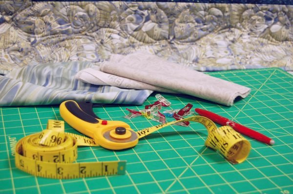 From Supplies to Quilt