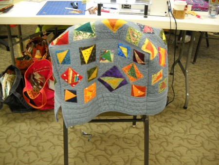 Sewing machine cover by JoAnne Duchez