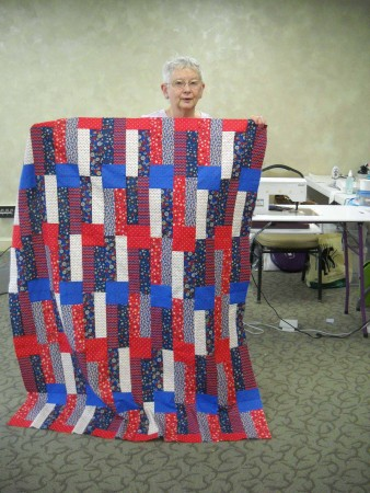 Alice's Quilt of Honor