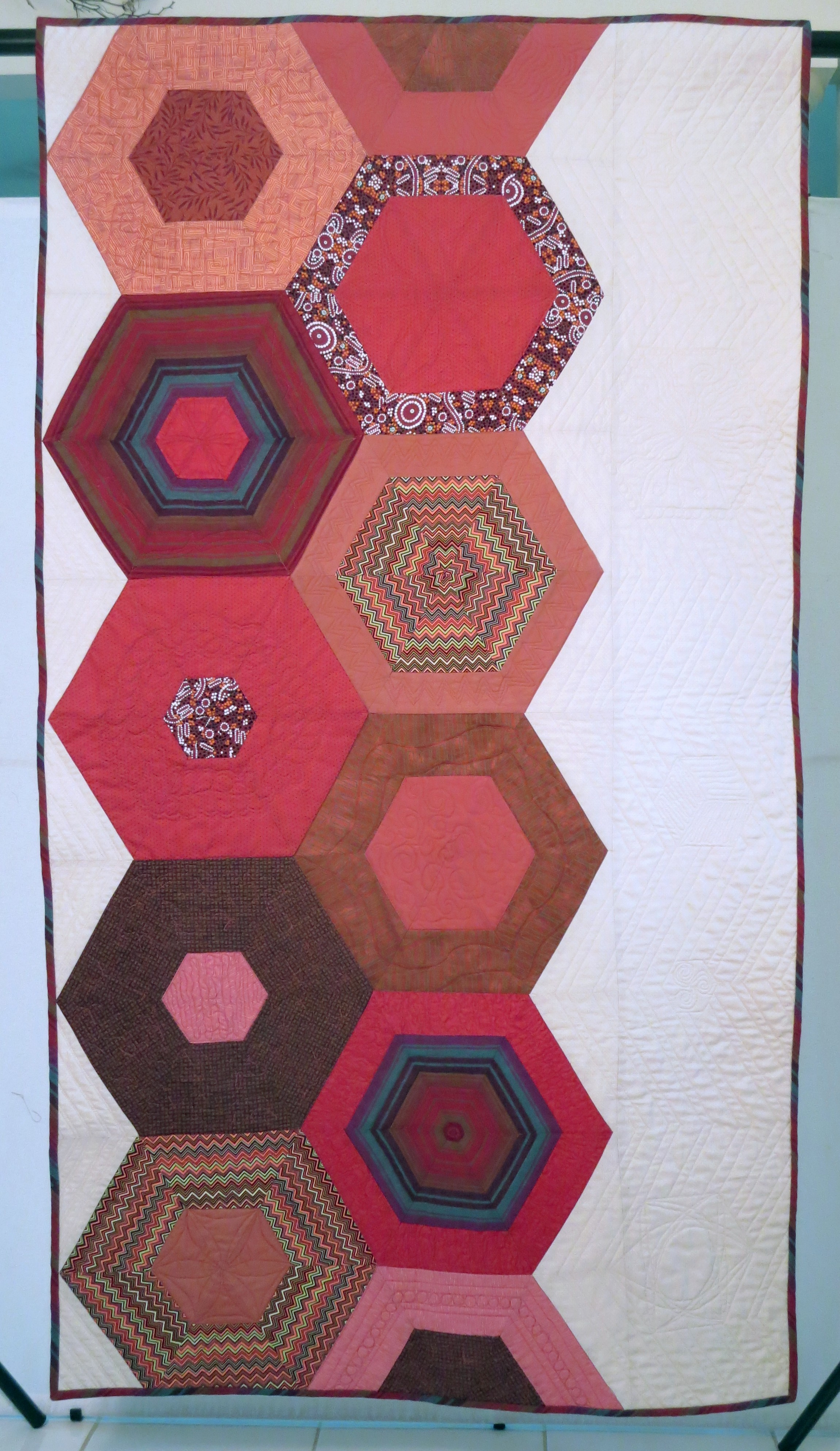 2016 Guild Challenge Quilts Friendship Star Quilters